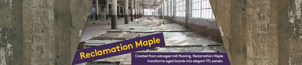 RECLAMATION MAPLE