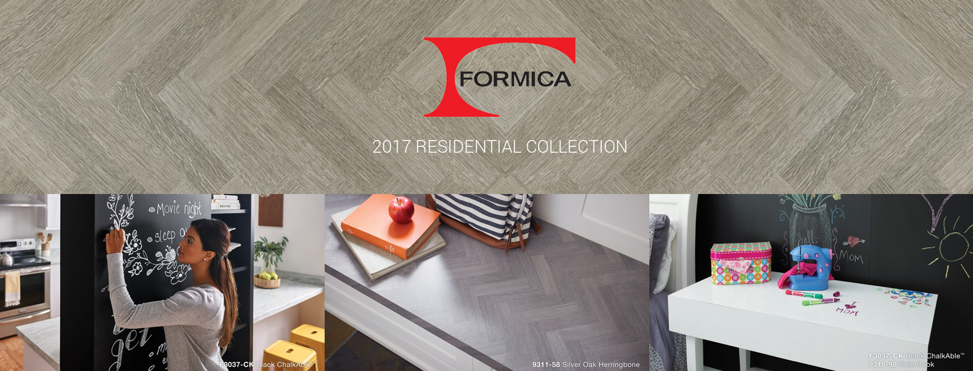 Formica Laminate Formations