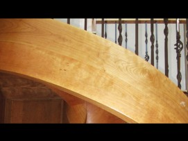 Curved Stair Stringer