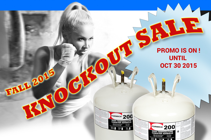 Fall Knockout Sale is ON NOW