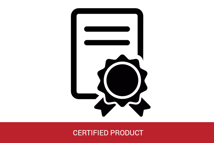 CERTIFIED-PRODUCT