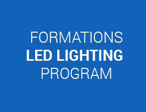 FORMATIONS LED LIGHTING
