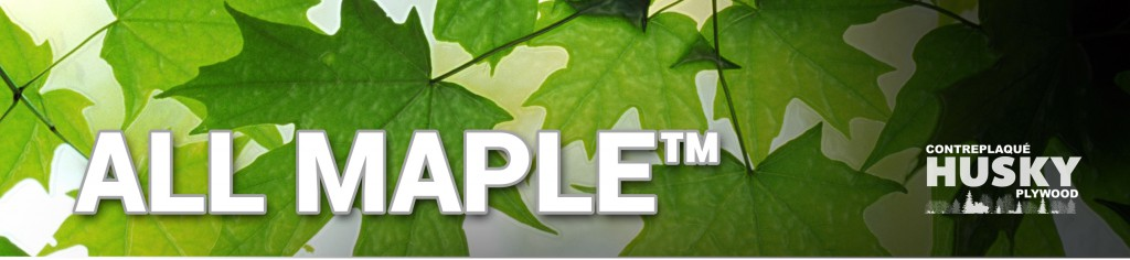 All Maple™